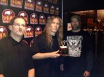 "Cannibal Corpse: ammessi nella ""Buffalo Music Hall Of Fame""!"
