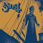 "Ghost: ascolta la cover di ""Crucified"""