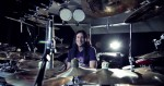 Dream Theater: Mike Mangini nel suo studio casalingo (video)