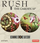 "Rush: ""The Garden"" in picture disc da 10"""