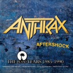 "Anthrax: i dettagli del CD set ""Aftershock"""