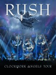 "Rush: trailer e dettagli del DVD ""Clockwork Angels Tour"""