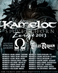 Kamelot: la band commenta il tour europeo