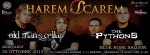 Harem Scarem + Old Man's Cellar + The Pythons: live report della data di Milano