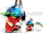 "Kiko Loureiro: l'artwork di ""The White Balance"""