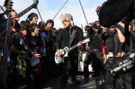 "Metallica: foto dal ""Freeze 'Em All"" in Antartide"