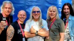 Uriah Heep: unica data italiana ad agosto