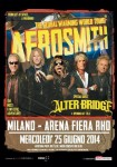 Aerosmith: aggiunti i Walking Papers come opener del concerto di Milano