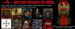 Slayer: la discografia con American Recordings in edizione limitata LP