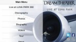 Dream Theater: il trailer dell'app della band