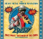 "Edguy: i dettagli dell'edizione 2CD limitata di ""Space Police - Defenders Of The Crown"""