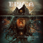 "Epica: l'artwork di ""The Quantum Enigma"""