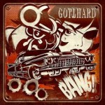 "Gotthard: l'artwork del nuovo album, ""Bang!"""
