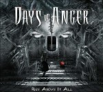 "Days Of Anger: il video di ""A Case Of Insanity"", nel bill del Total Metal Festival"