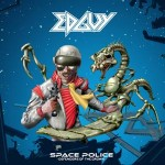 "Edguy: svelato l'artwork di ""Space Police - Defenders Of The Crown"""