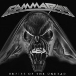 "Gamma Ray: artwork, tracklist e formati di ""Empire Of The Undead"""