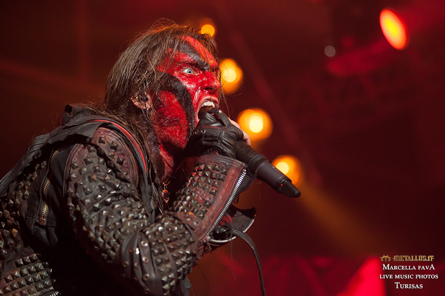 Turisas & Starkill: Live Report della data di Bologna - Metallus.it