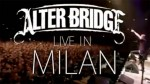 "Alter Bridge: posticipata l'uscita di ""Live In Milan"""