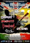 Heavy Metal Night 7: tre nuove conferme