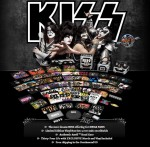 Kiss: box set da 34 LP in edizione limitata