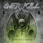 "Overkill: la track list e l'artwork di ""White Devil Armory"""