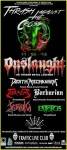 Thrash Against The Cross Fest Vol.1: al Traffic di Roma con Onslaught, Death Mechanism, Barbarian, Satanika e molti altri!