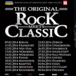 The Original Rock Meets Classic: i dettagli del tour