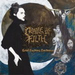 "Cradle Of Filth: ascolta ""The Raping Of Faith""; l'artwork di ""Total Fucking Darkness"""