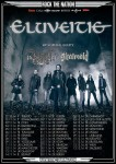 Eluveitie: tour europeo con due date in Italia