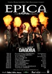 Epica: due date in Italia per il tour europeo