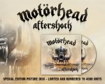 "Motörhead: ""Aftershock"" in picture disc per il Record Store Day"