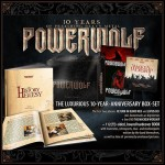 "Powerwolf: a giugno il box set ""The History Of Heresy"", prima anticipazione"