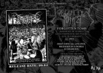 Forgotten Tomb: secondo trailer del live DVD