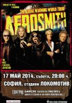 Aerosmith: setlist e footage dalla prima data del tour europeo