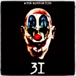"Rob Zombie: l'artwork del suo film horror ""31"""