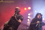 Slayer & Anthrax: photo report della data di Bologna