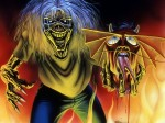 "Iron Maiden: 13 giugno, in edicola ""The Number of the Beast"""