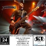 Alter Bridge: meet & greet domani a Milano