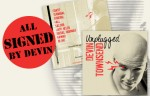 "Devin Townsend: ""Unplugged"" in versione limitata e autografata"