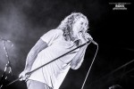 Robert Plant: Photo Report della data di Pistoia