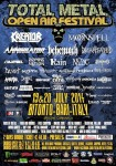 Total Metal Festival 2014: Live Report del Day 2