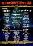 Bloodstock Open Air: streaming di Megadeth e Amon Amarth