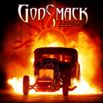 "Godsmack: secondo video dallo studio per ""1000hp"""