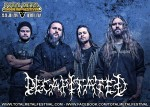 Total Metal Fest: Decapitated al posto di Napalm Death