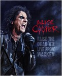 "Alice Cooper: ""Raise The Dead – Live From Wacken"" nei negozi"