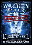 Wacken 2015: tre nuove band