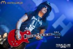 Slash: Live Report della data di Firenze