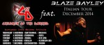 Children of the Damned feat Blaze Bayley: meet&greet con la band a Bologna!