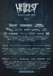 Hellfest: primi nomi! Slipknot, Scorpions, Faith No More, Judas Priest e molti altri