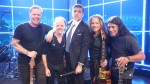 "Metallica: il video di ""Enter Sandman"" al Late Show With Craig Ferguson"